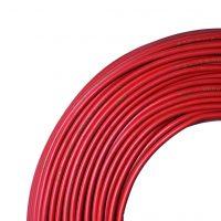 سیم برق افشان 1.5 قرمز هادی نور گستر (پارسیم)