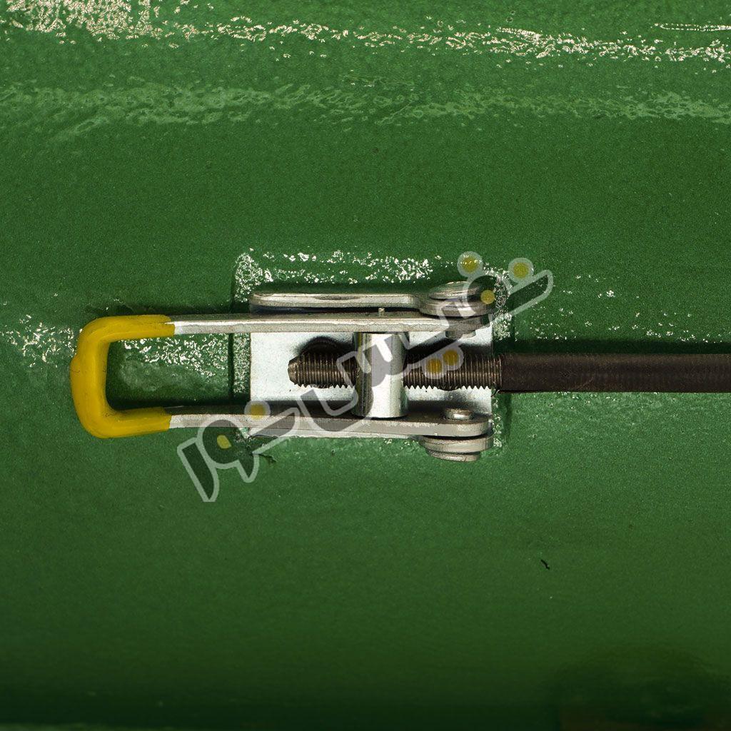 دستگاه فنرزن برقی سیمکشی برند راحت مدل ۱۶۰۰