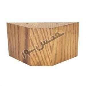 چراغ دخرید و قیمت چراغ دیواری یا دیوارکوب چوبی دکوراتیو لوکس لاکچری مدل 1802 نور ایلیایوار کوب چوبی