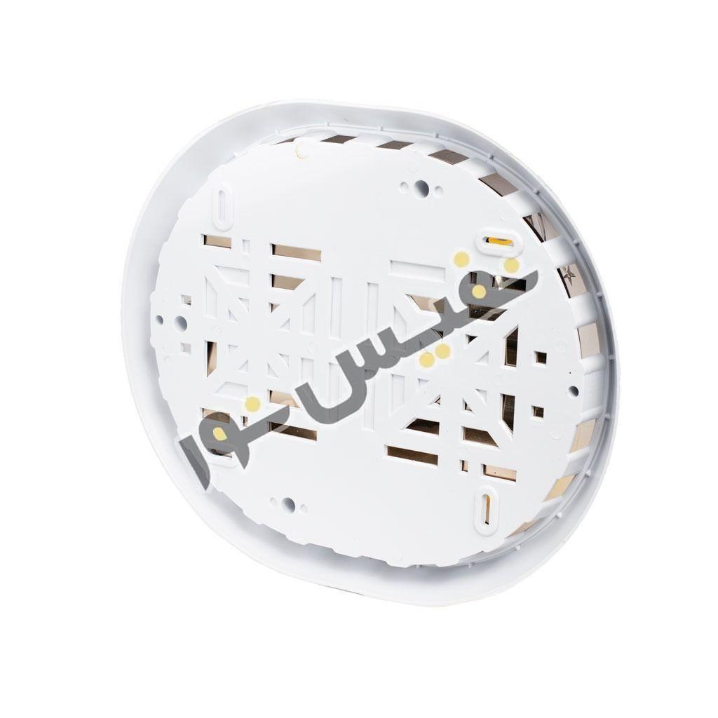 قاب دو لامپ ABS سقفی