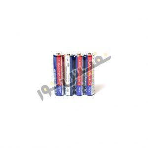 خرید و قیمت باتری نیم قلمی اصلی ارزان قیمت وستینگهاوس مدل Super Heavy Duty (بسته 4 عددی)