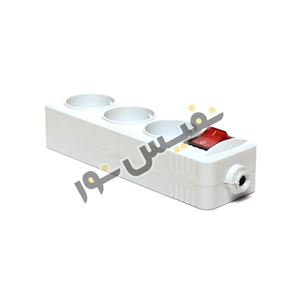 سه راهی برق پیکو الکتریک PICO ELECTRIC (بدون کابل)