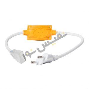 رابط برق ریسه LED