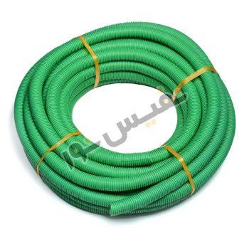 لوله خرطومی برق سبز