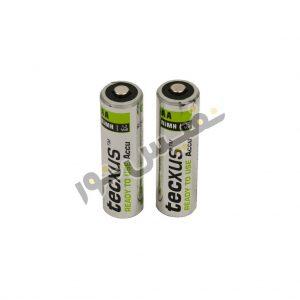 خرید و قیمت باتری قابل شارژ قلمی ارزان قیمت تکساس اصلی مدل Accu (بسته 2 عددی)