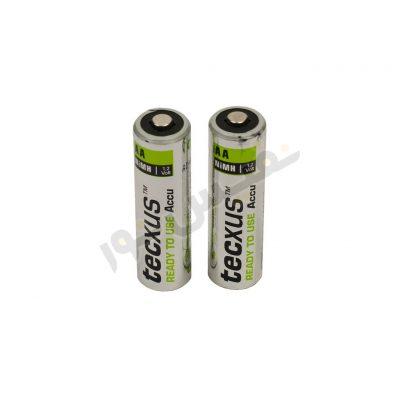 باتری قابل شارژ قلمی تکساس مدل Accu (بسته 2 عددی)