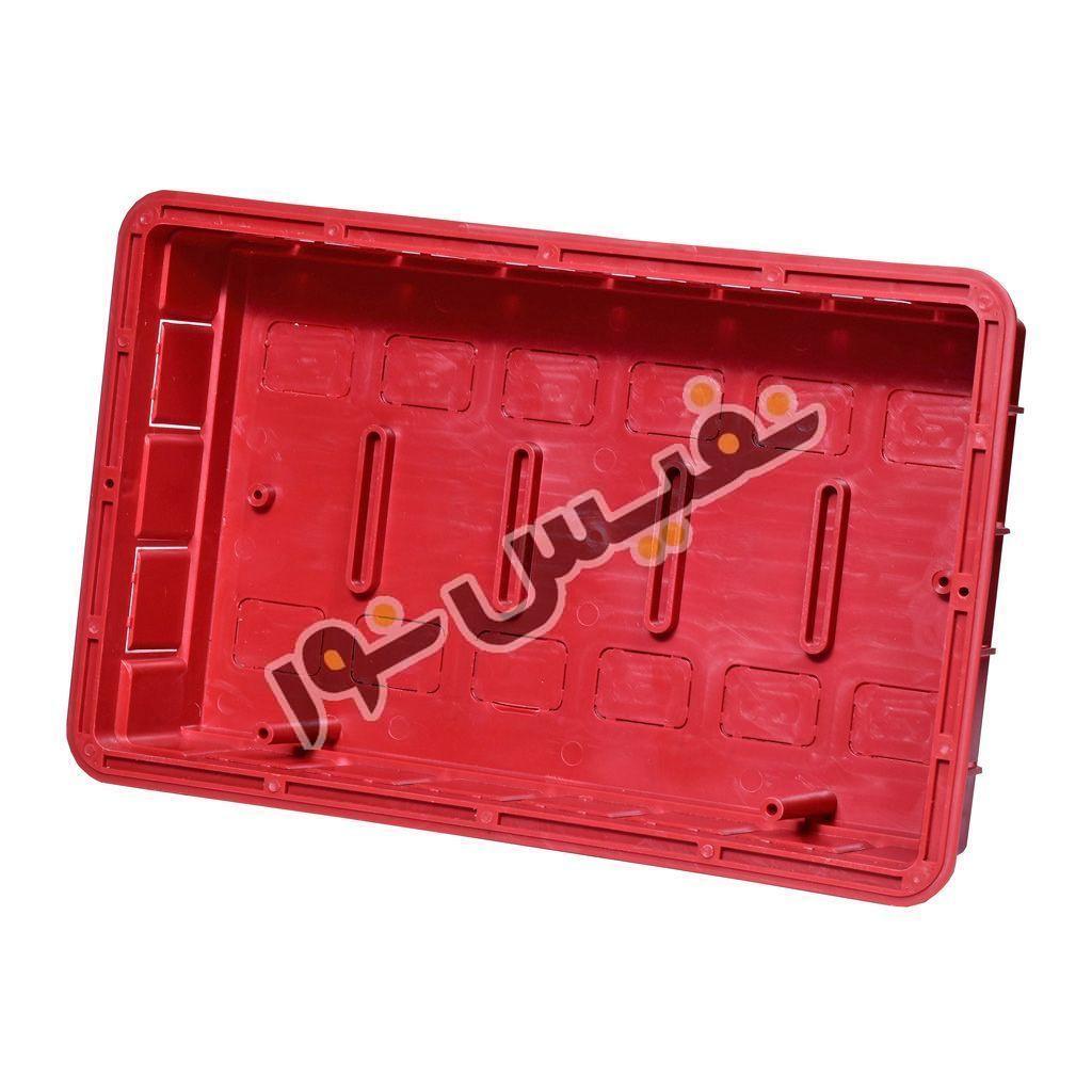 خرید و قیمت جعبه فیوز یا کلید مینیاتوری توکار ارزان 16 عددی فانوس