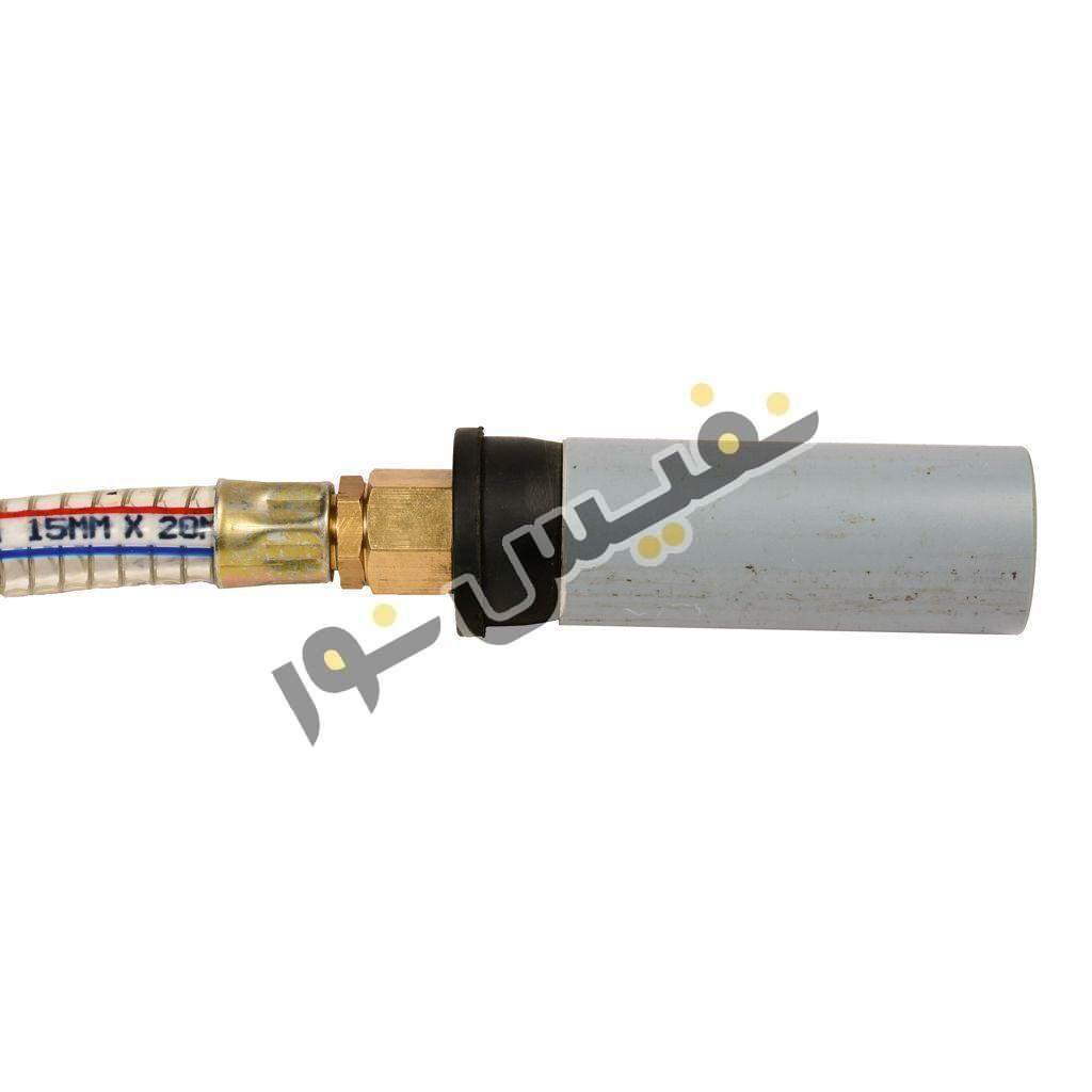 رابط لوله 32 تا 63 مخصوص فنرزن برقی راحت