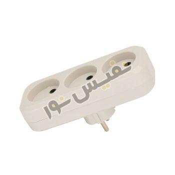 سه راهی برق بهداد الکتریک (بدون کابل)