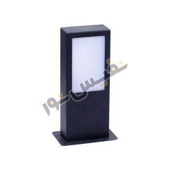 چراغ چمنی کتابی دو طرفه ارتفاع 30 سانتیمتر