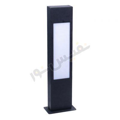 چراغ چمنی کتابی دو طرفه ارتفاع 55 سانتیمتر