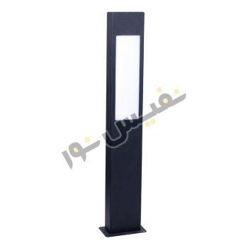 چراغ چمنی کتابی دو طرفه ارتفاع 80 سانتیمتر