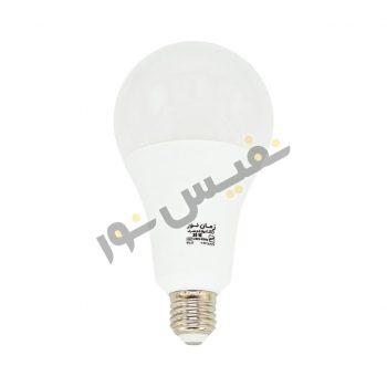 لامپ ال ای دی 25 وات زمان نور