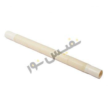 زانو لوله خرطومی برق سایز 1