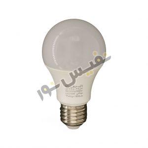 خرید و قیمت لامپ ال ای دی LED فوق کم مصرف حبابی 9 وات آژیراک