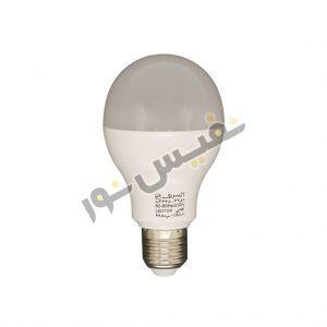 خرید و قیمت لامپ ال ای دی حبابی LED 15 فوق کم مصرف وات آژیراک