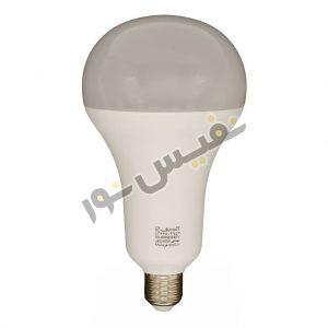 خرید و قیمت لامپ ال ای دی فوق کم مصرف حبابی LED 40 وات آژیراک