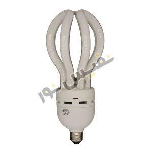 خرید و قیمت لامپ کم مصرف لوتوس ایرانی ارزان قیمت آفتابی و مهتابی 90 وات آژیراک