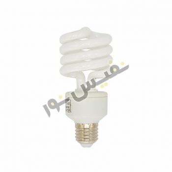 لامپ کم مصرف نیم پیچ 26 وات کیهان
