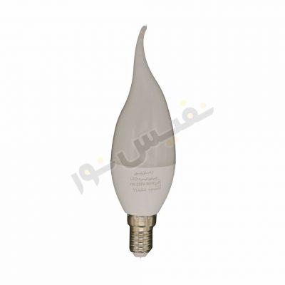 لامپ ال ای دی 7 وات زمان نور