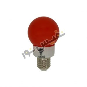 خرید و قیمت لامپ دکوراتیو تزئینی ریسه نورپردازی چراغ خواب ال ای دی حبابی رنگی 1 وات پارس شهاب