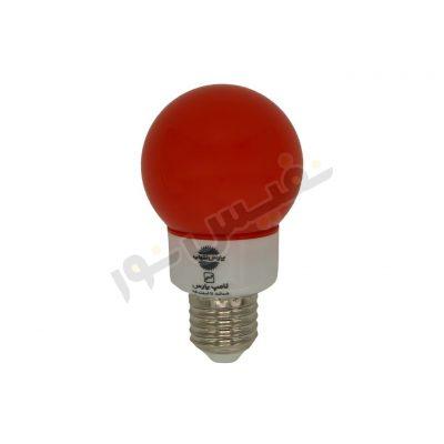 لامپ ال ای دی رنگی 1 وات پارس شهاب
