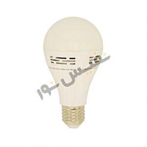 خرید و قیمت لامپ ال ای دی هوشمند موزیکال بلوتوثی اسپیکر دار بلندگو دار 9 وات پارس شهاب