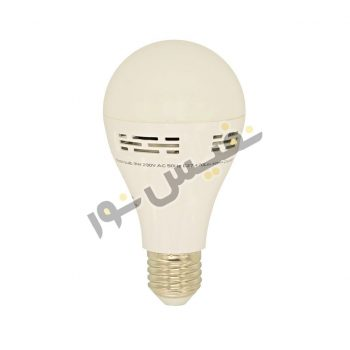 لامپ هوشمند موزیکال با بلندگوی بلوتوثی پارس شهاب