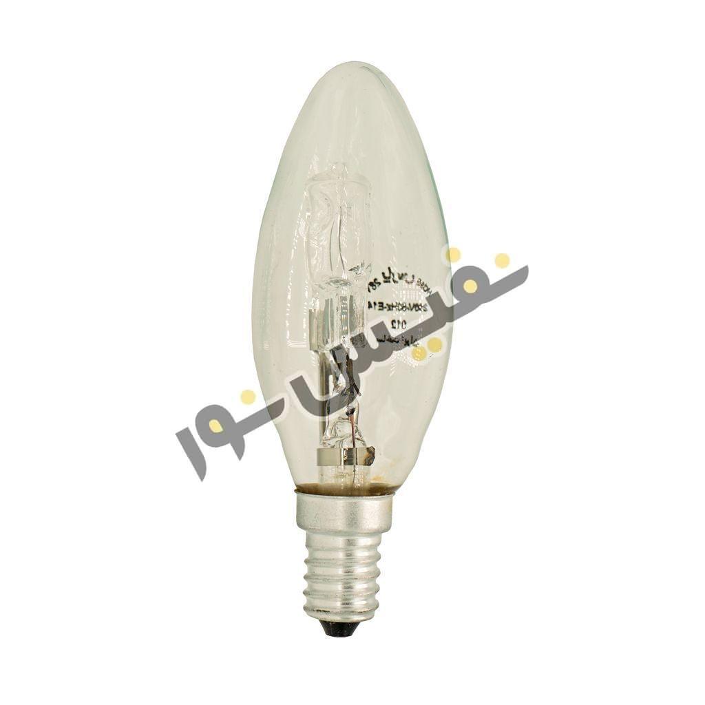لامپ رشتهای هالوژنی 28 وات پارس شهاب