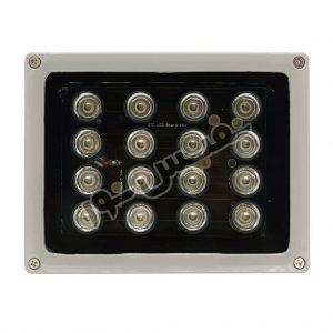 خرید و قیمت پروژکتور ال ای دی LED رنگی دیواری ارزان قیمت 16 وات پارس شهاب