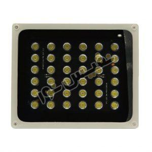خرید و قیمت پروژکتور ال ای دی LED دیواری کم مصرف 36 وات ارزان قیمت پارس شهاب مدل برلیان
