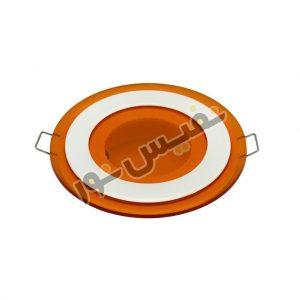 قاب هالوژن ABS پلاستیکی کد 2002