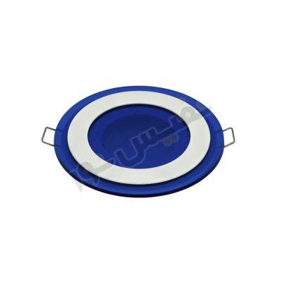قاب هالوژن ABS پلاستیکی کد 2003