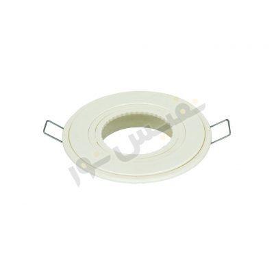 قاب هالوژن ABS پلاستیکی کد 2007