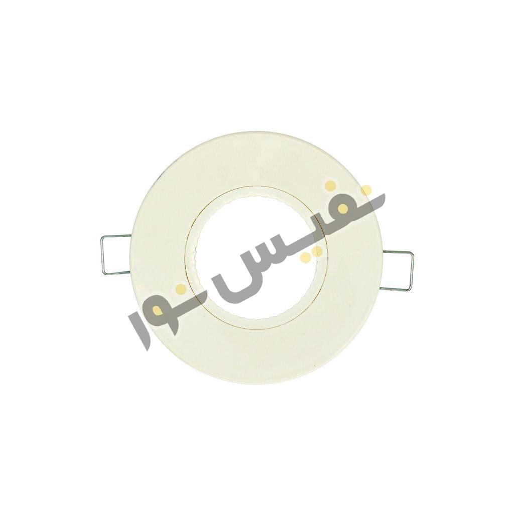قاب هالوژن ABS پلاستیکی کد 2008