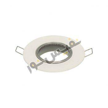 قاب هالوژن ABS پلاستیکی کد 2009
