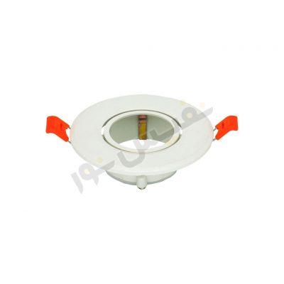 قاب هالوژن ABS پلاستیکی کد 2010