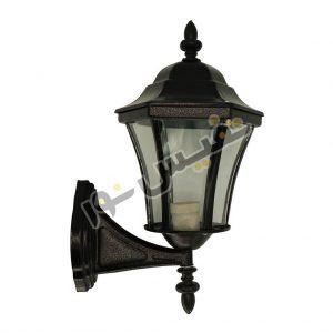 خرید و قیمت چراغ حیاطی و پارکی دیواری مدرن فلزی ارزان OL13-D
