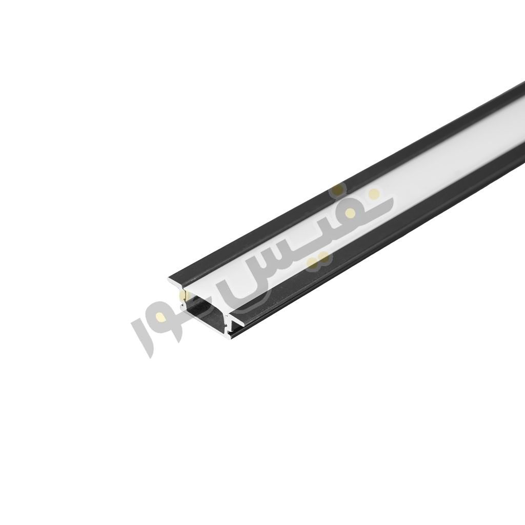 خرید و قیمت چراغ خطی یا لاینی linear لاینر لاکچری آویز ال ای دی LED توکار 18 وات نفیس نور