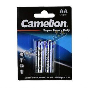 خرید و قیمت باتری قلمی اصلی کملیون ارزان قیمت مدل Super Heavy Duty (بسته2 عددی)
