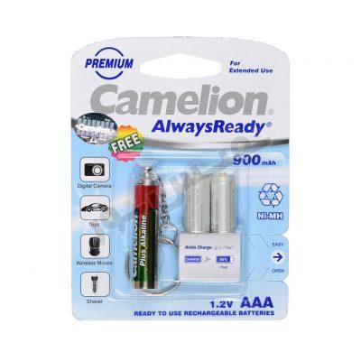 باتری نیم قلمی کملیون مدل Always Ready (بسته 2 عددی)