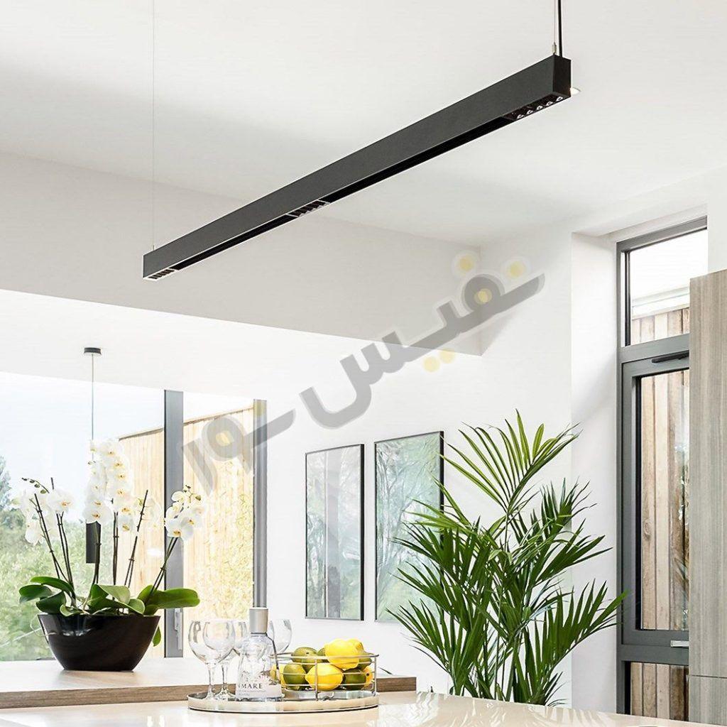 چراغ خطی یا لاینی linear لاینر ال ای دی LED توکار 18 وات