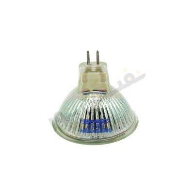 لامپ هالوژن ال ای دی هفت رنگ 18 وات پایه GU5.3