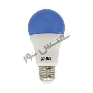 خرید و قیمت لامپ ال ای دی حبابی رنگی دکوراتیو تزئینی ریسه نورپردازی چراغ خواب 12 وات مهند