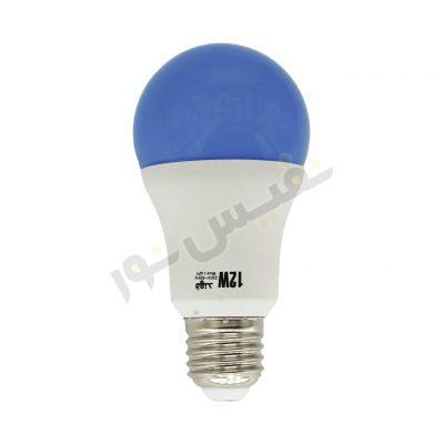 لامپ ال ای دی رنگی 12 وات مهند
