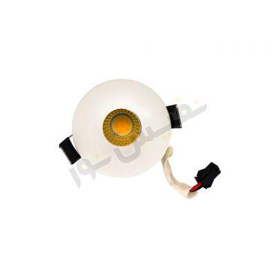 چراغ سقفی ال ای دی 3 وات رویال