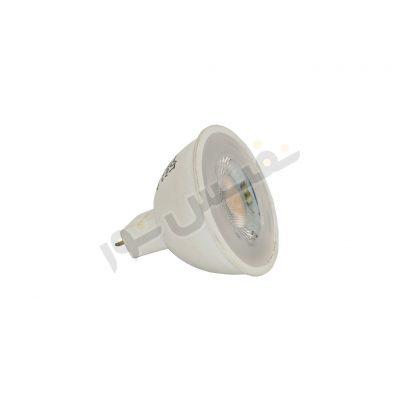 لامپ هالوژن ال ای دی 6 وات آژیراک پایه GU5.3