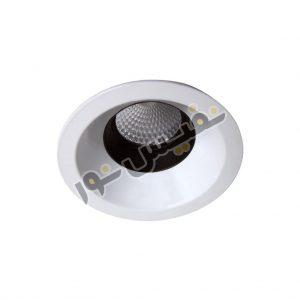 چراغ دانلایت LED توکار مازی نور مدل آرتمیس