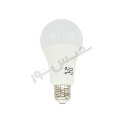 لامپ ال ای دی 15 وات زمان نور
