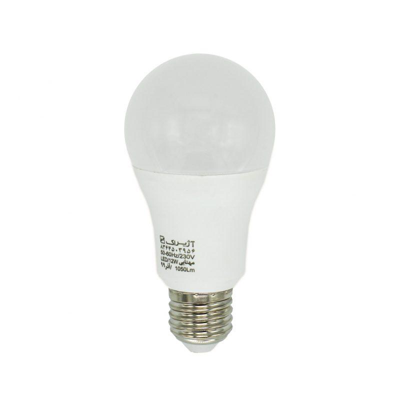 لامپ ال ای دی 12 وات آژیراک